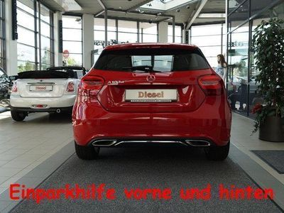 gebraucht Mercedes A180 CDi Business +Chrom-Paket+T-Leder+Navi+Alu-Felgen+