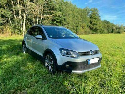 gebraucht VW Polo Cross 1.2 TSI-Service NEU,Allwetter Reifen