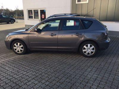 gebraucht Mazda 3 Sport 1,6i,Euro 4,Klimaaut,144.000 km.