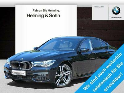 gebraucht BMW 740 d xDrive Limousine