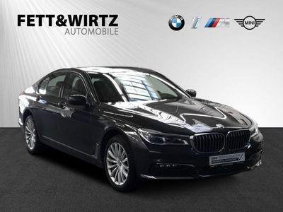 gebraucht BMW 730 d DA+ HUD GSD Leasing 455,- br.o.Anzahlung