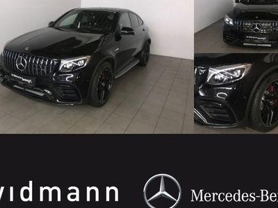 käytetty Mercedes GLC63 AMG S AMG 4MATIC Coupé Sitzklima*Designo