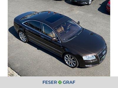 gebraucht Audi A8 W12 6.0 qu. Luft-Keramik-Individual-ACC-VOLL-