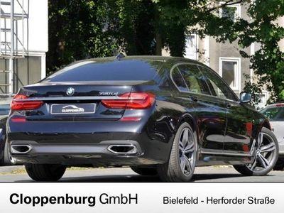 gebraucht BMW 730L dA M Sportpaket G12 Leas.o.Anz 1299,- Fond