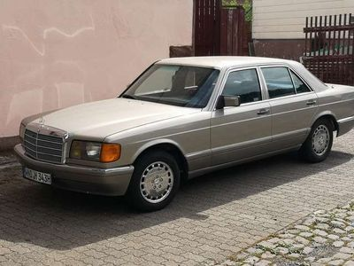 gebraucht Mercedes S260 SE