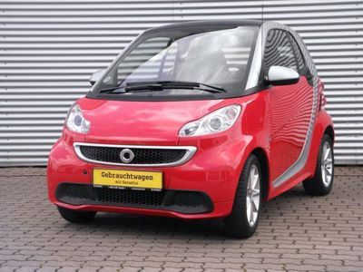 gebraucht Smart ForTwo Coupé softouch passion mhd *Standheizung*