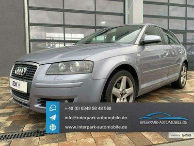 gebraucht Audi A3 Sportback 1.8TFSI Ambition*KLIMAAUTO*SCHECKHEFT*AHK*
