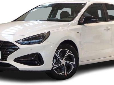 gebraucht Hyundai i30 i30Facelift 1.5 Turbo 48V Aut. Intro Edit. NAVI