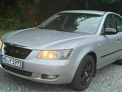 gebraucht Hyundai Sonata 2,4L Neu TÜV 2 Hand