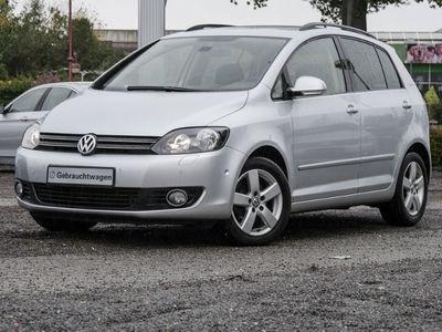 gebraucht VW Golf Plus Team 1.6 TDI Klima/ALU/AHK/ParkAssist/GRA