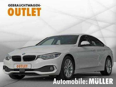gebraucht BMW 420 Gran Coupé d Aut.|Head-Up|LED|WLAN