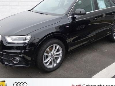 gebraucht Audi Q3 2.0 TDI quattro S tronic S line Exterieur, MMI Navi, Xenon KLIMA ALU