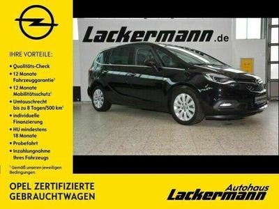 gebraucht Opel Zafira C Innovation 1.6 SIDI Turbo EU6d-T 7-Sitz