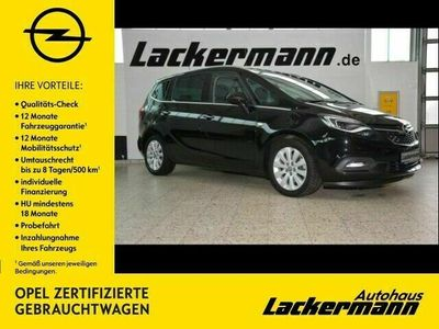 gebraucht Opel Zafira C Innovation 1.6 Turbo bei Gebrachtwagen.expert