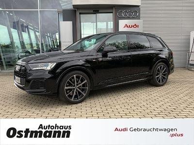 gebraucht Audi Q7 50 TDI quattro tiptronic S-line KLIMA LED ALU