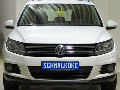 gebraucht VW Tiguan 2.0TDI 4Mot Klima bei Gebrachtwagen.expert