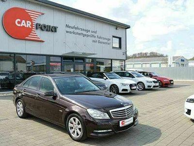 gebraucht Mercedes C180 C 180CGI BlueEfficiency/ NAVI /PDC/ BT/ KLIMA