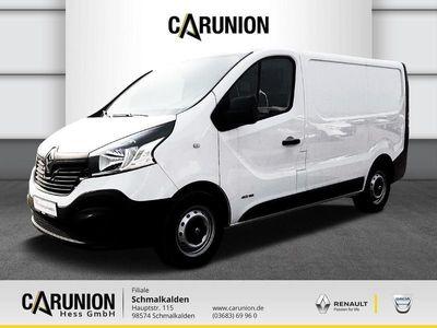 gebraucht Renault Trafic Lkw Komfort L1H1 2,7t 1