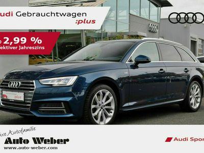 gebraucht Audi A4 Avant 2.0TFSI ultra S tronic sport S line NAV