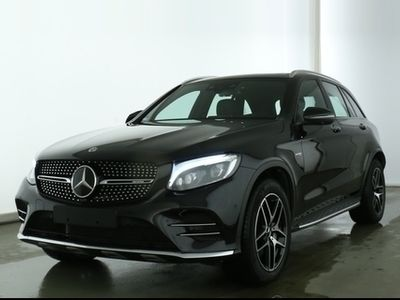 gebraucht Mercedes GLC43 AMG M-AMG4M Coupé COMAND LED-ILS 360° CARBON