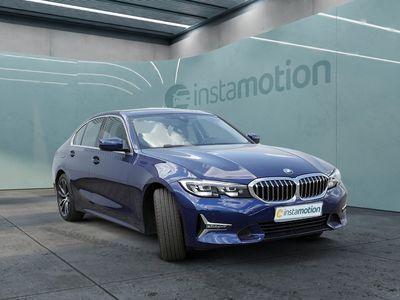 gebraucht BMW 320 320 iA Luxury Line LEDER+NAVI+LED+PDC+SHZ+KLIMAAU