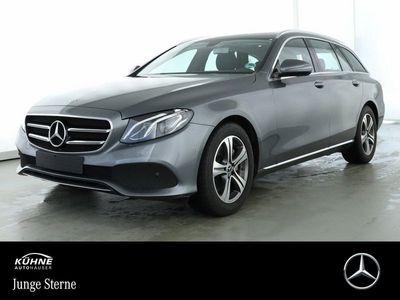 gebraucht Mercedes E220 d 4M Avantgarde+SHD+Kamera+Media+Tot+LED