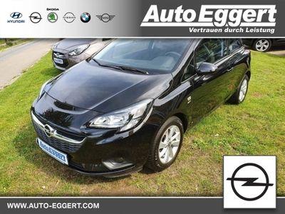 gebraucht Opel Corsa E Active ecoFlex 1.4 Turbo LED-Tagfahrlicht Beheiz