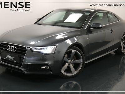 gebraucht Audi A5 Coupé 2.0 TFSI S line quattro Navi Pano B&O Sitzhzg
