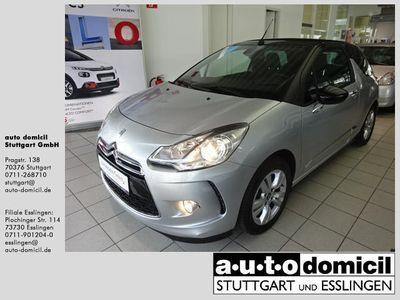 gebraucht Citroën DS3 Cabriolet 1.6 BlueHDi 100 SoChic