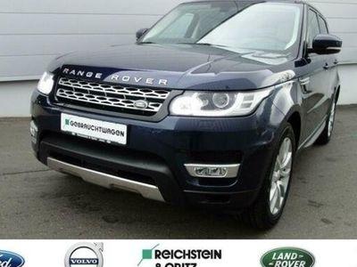 gebraucht Land Rover Range Rover Sport TDV6 HSE +adapt.Xenon+Standhzg