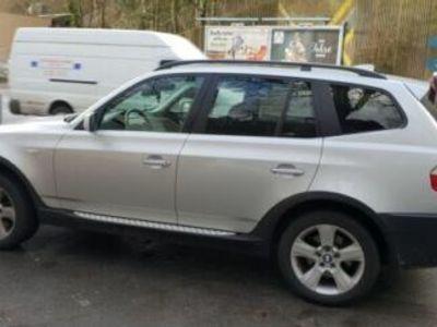 käytetty BMW X3 3.0d Aut.