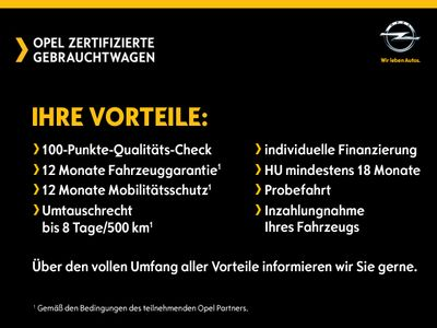gebraucht Opel Corsa 1.4 120 Jahre RÜCKFAHRKAMERA | SHZ | LRHZ | USB