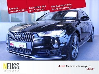 gebraucht Audi A6 Allroad quattro 3.0 TDI/ACC/AHK/APS+/LEDER/MATRIX/MEMORY/