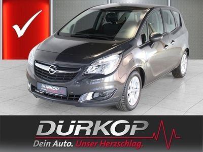 gebraucht Opel Meriva B Style 1.4 Turbo PDC v+h*Winterpakt*Klimaautomatik*