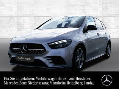 gebraucht Mercedes B180 AMG Night-P. Totwinkel Kamera MBUX LED