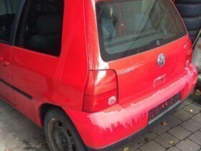 gebraucht VW Lupo Bj 98 ohne Tüv