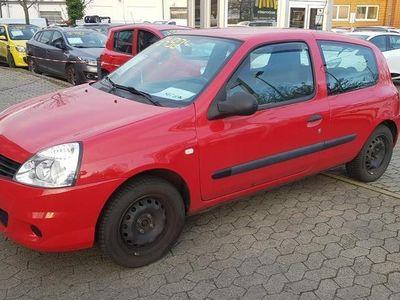 gebraucht Renault Clio II 1.2 (B) LimS3 Campus Authentique