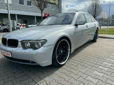 gebraucht BMW 745L Baureihe 7 i