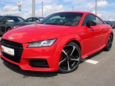 gebraucht Audi TT Coupé S line competition Matrix GRA PDC Sitzh S