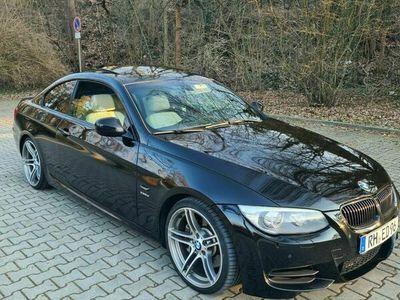 gebraucht BMW 335 is Coupe DKG M-Performance Navi LCI