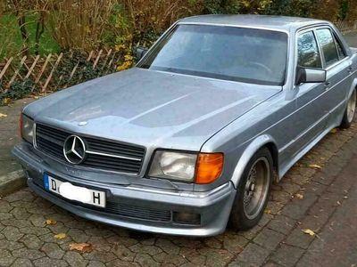 gebraucht Mercedes 380 MercedesW126 Schultz Tuning