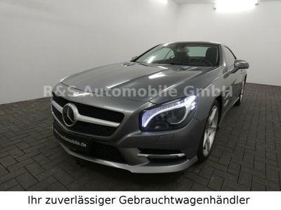 gebraucht Mercedes SL500 AMG-Line, Panorama-Dach