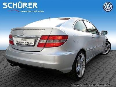 gebraucht Mercedes CLC220 CLC-KlasseCDI KLIMA XENON LEDER ALU