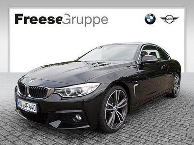 gebraucht BMW 420 d M Sport M Sportpaket Navi Xenon el. Sitze