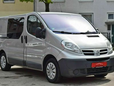 gebraucht Nissan Primastar Kasten L1H1*2.0DCI*AHK*KLIMA*EURO5*