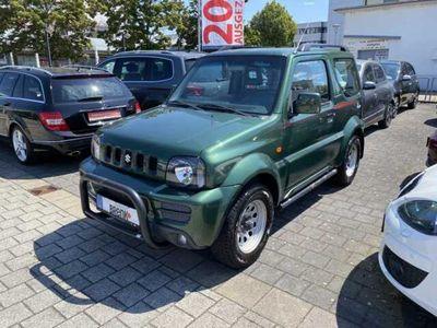 gebraucht Suzuki Jimny Club Ranger *Allrad\/AHK*