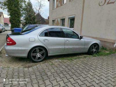 gebraucht Mercedes E500 Mercedes Benz LPG 100L