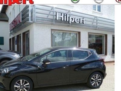 "gebraucht Nissan Micra 1.0 71PS Acenta 16"" Alu I-Key Klimaautomatik"