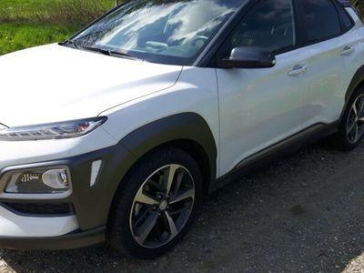 used Hyundai Kona 1.6 T-GDI DCT Style, alle Pakete, kein EU!