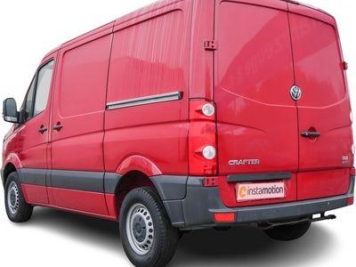 gebraucht VW Crafter Crafter30 2.0 TDI Kasten FSE EURO6